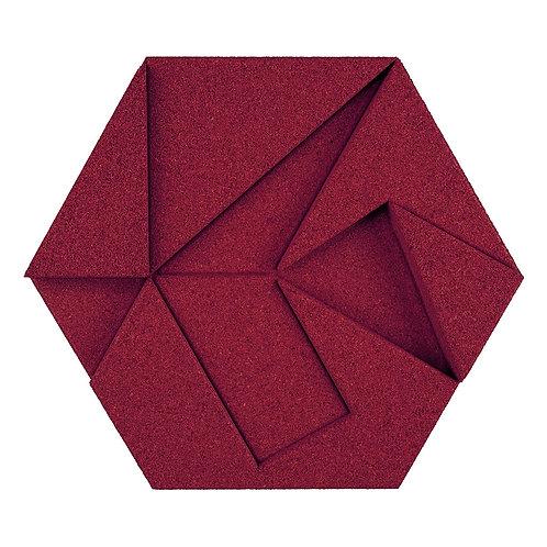 Bordeaux Hexagon 3D Tiles