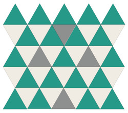 Triangle 2- 1SQM