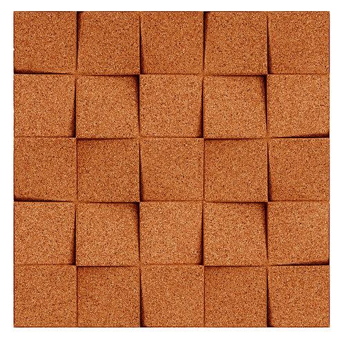 Copper Minichock 3D Tiles - 0.99 sqm box