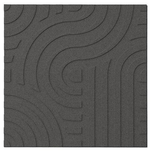 Grey Wave 3D Panels - 2.53 sqm box