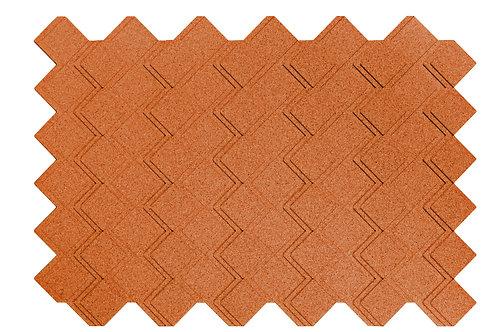 Copper Step 3D Panels - 3.01 sqm box