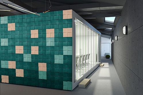CHOCK 3D Wall Tiles