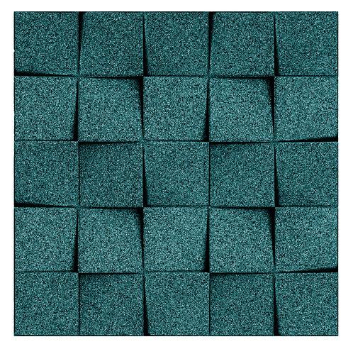 Emerald Minichock 3D Tiles - 0.99 sqm box