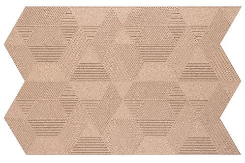 Ivory Geometric 3D Panels - 2.3 sqm box