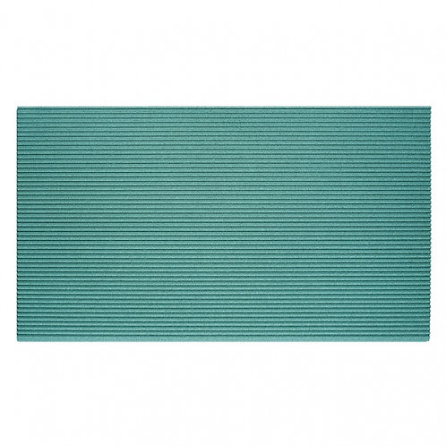 Turquoise Strips 3D Tiles