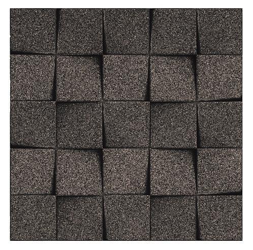 Grey Minichock 3D Tiles - 0.99 sqm box