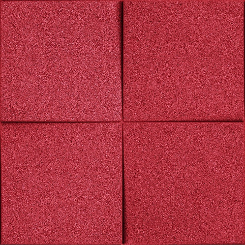 Red Chock 3D Tiles