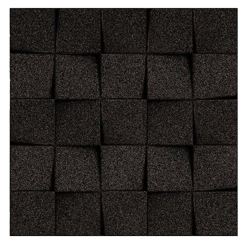 Black Minichock 3D Tiles - 0.99 sqm box