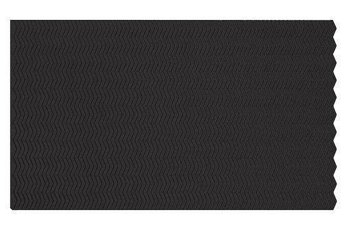 Black Zig Zag 3D Panels - 2.53 sqm box