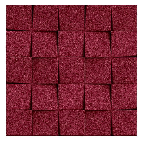 Bordeaux Minichock 3D Tiles - 0.99 sqm box