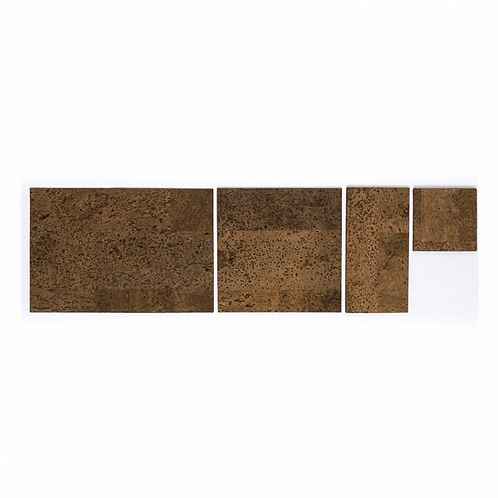 Brown Cork Grand Tiles