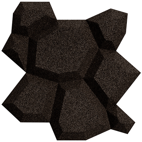Black Beehive 3D Tiles