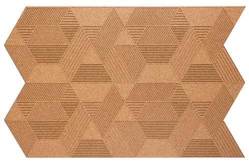 Natural Geometric 3D Panels - 2.3 sqm box
