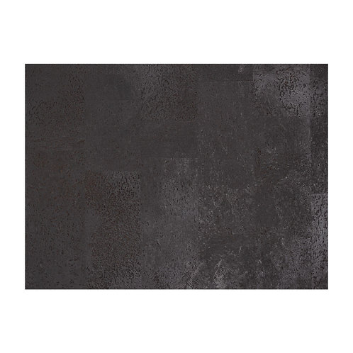 Sandstone Black Premium Cork Tiles - 3.24 sqm box