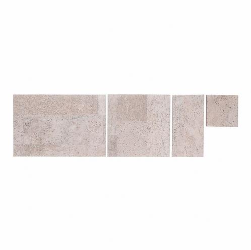 Rose Wood Cork Grand Tiles