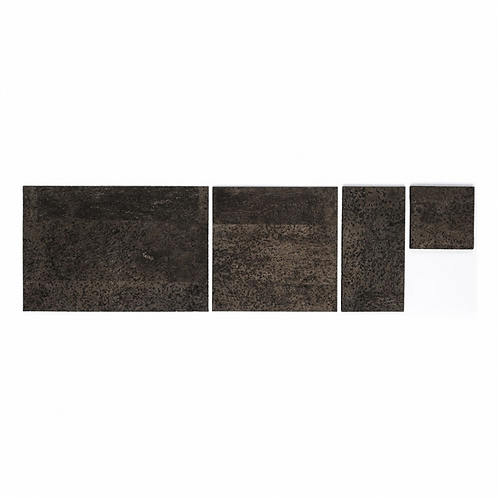 Brown Silver Cork Grand Tiles
