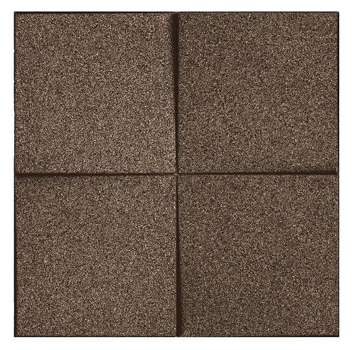 Taupe Chock 3D Tiles - 0.99 sqm box