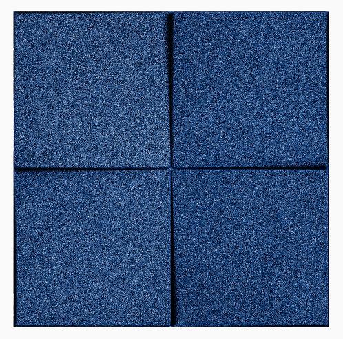 Blue Chock 3D Tiles - 0.99 sqm box