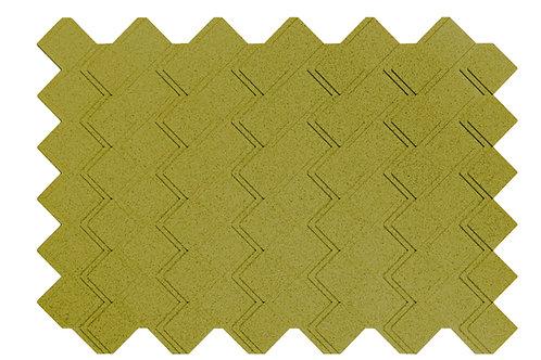 Olive Step 3D Panels - 3.01 sqm box