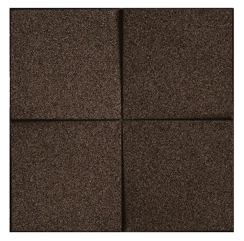 Aubergine Chock 3D Tiles - 0.99 sqm box