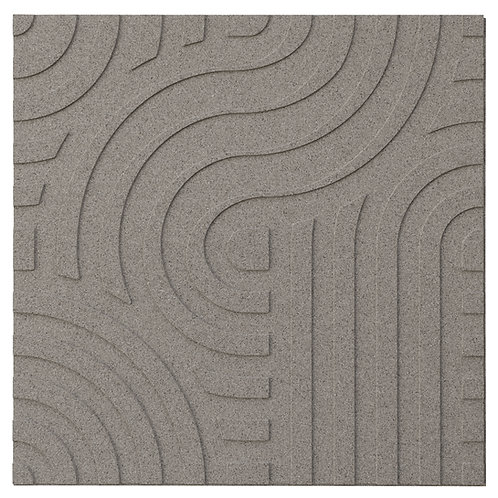 Taupe Wave 3D Panels - 2.53 sqm box