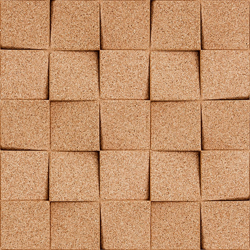Natural Mini-chock 3D Tiles