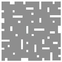Silver No Touch Motif Pattern Tiles