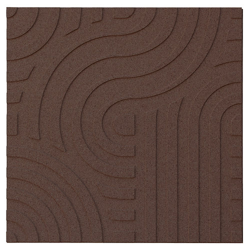 Aubergine Wave 3D Panels - 2.53 sqm box