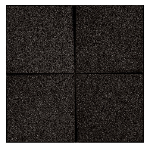 Black Chock 3D Tiles - 0.99 sqm box