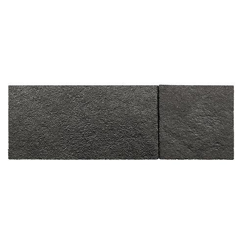 Sandstone Black Metallic Cork Stone Tiles