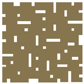 Gold No Touch Motif Pattern Tiles