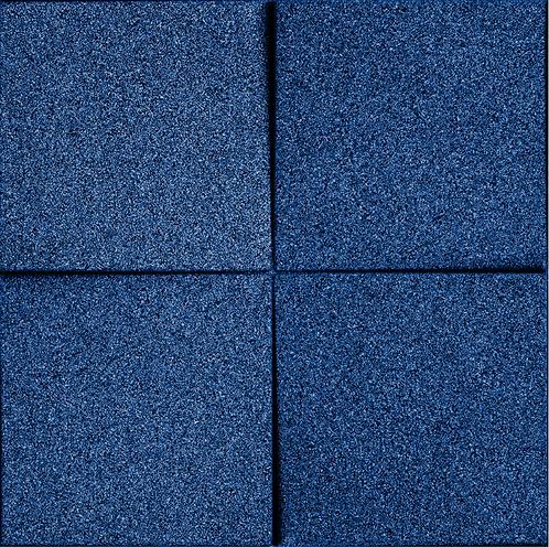 Blue Chock 3D Tiles