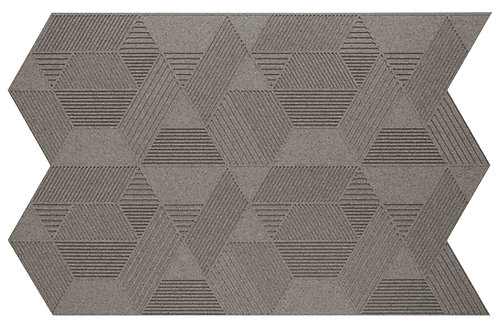Taupe Geometric 3D Panels - 2.3 sqm box