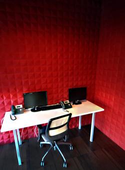 Peak_Red - Muratto Cork Wall