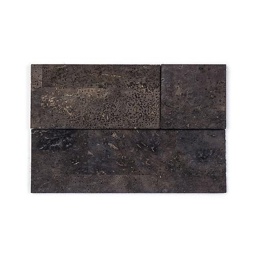 Grey Cork Bricks