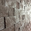 Thumbnail: Brown Silver Shimmer Cork Stone Tiles