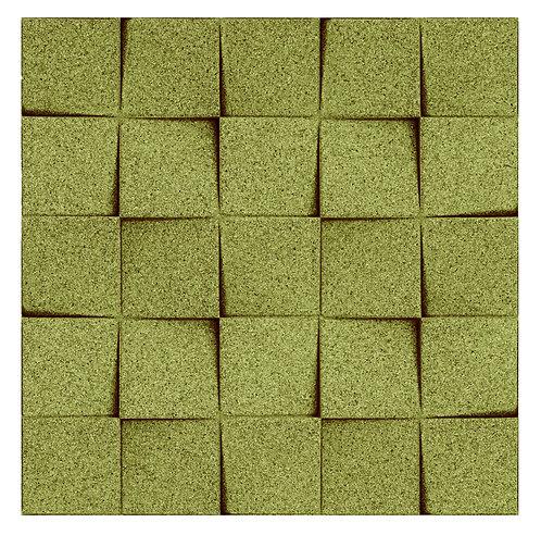 Olive Minichock 3D Tiles - 0.99 sqm box