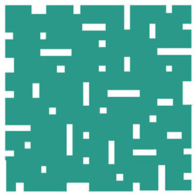 Emerald No Touch Motif Pattern Tiles