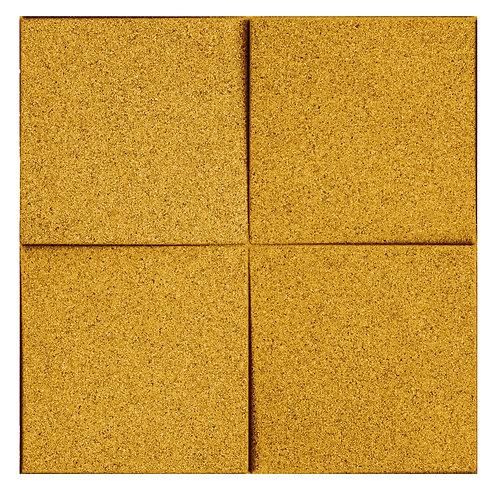 Yellow Chock 3D Tiles - 0.99 sqm box