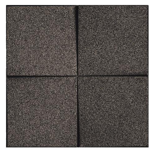 Grey Chock 3D Tiles - 0.99 sqm box