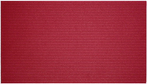 Red Stripes 3D Wall Panels - 2.27 sqm box