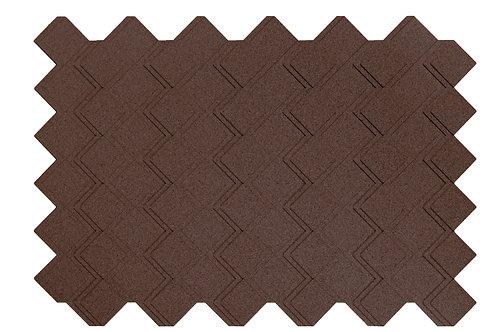 Aubergine Step 3D Panels - 3.01 sqm box