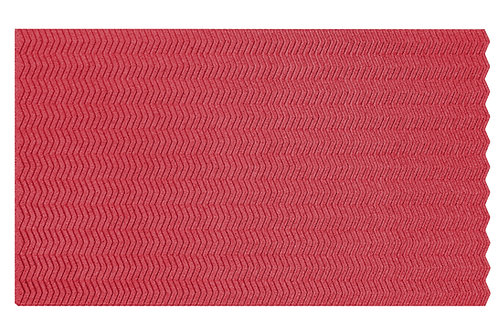 Red Zig Zag 3D Panels - 2.76 sqm box