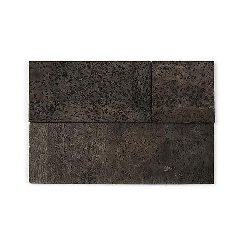Black Cork Bricks