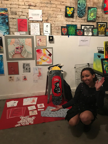 Exhibiting with Philly Art Collective | 2017