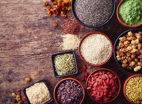 Edle Gewürze und Kräuter, Mineralstoffe und Vitamine