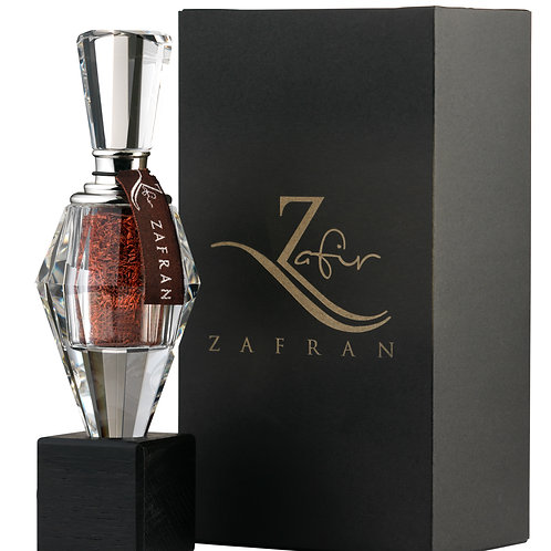 Zafir Zafran - Kristallflakon