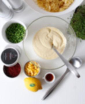 Zubereitung einer Sauce mit Safran der Marke bloom safran
