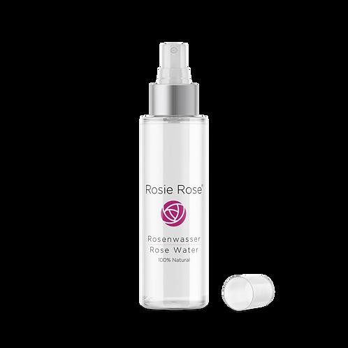 ROSIE ROSE Rosenwasser - 100% Natural - 125ml Sprühflasche