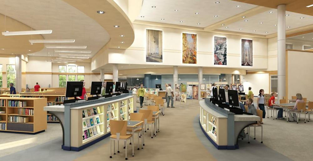 Open Library Rendering - online